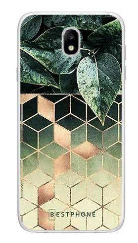 geometryczna roślina