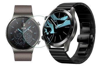 Opaska pasek bransoleta LINKBAND Huawei Watch GT 2 PRO 46mm czarna +szkło hartowane na ekran