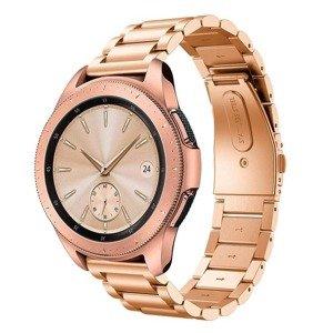opaska pasek bransoleta (20mm) STAINLESS Huawei Watch GT 2 42mm BLUSH GOLD