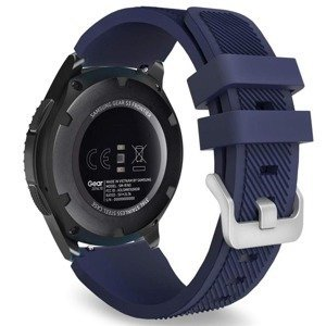 opaska pasek bransoleta (22mm) SOFTBAND Huawei Watch GT 2 PRO 46mm MIDNIGHT BLUE