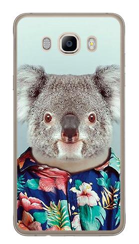 etui koala w koszuli