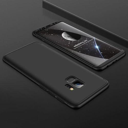 360 Protection etui na całą obudowę przód + tył Samsung Galaxy S9 G960 czarny