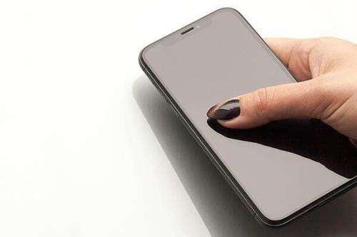 "3MK HG Max Lite iPhone 11 Pro Max 6,5"" black"