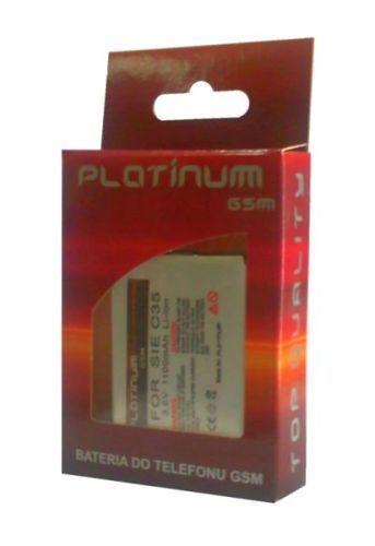 BATERIA PLATINUM SIE A35/A36