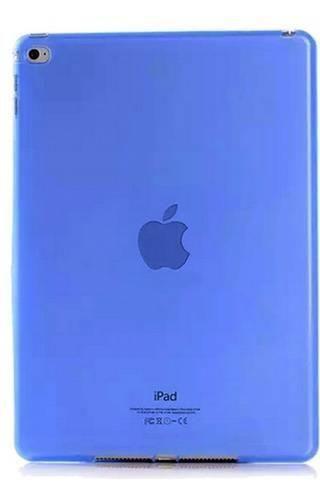CLEAR iPad AIR 2 błękitny