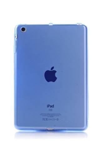 CLEAR iPad MINI błękitny