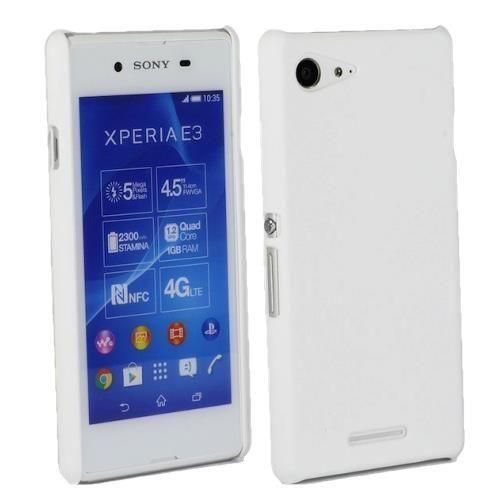 COBY Sony Xperia E3 biały