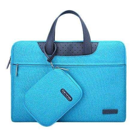 Cartinoe Lamando torba na laptopa Laptop 12'' niebieski