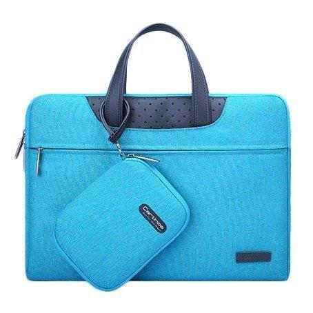 Cartinoe Lamando torba na laptopa Laptop 15,4'' niebieski