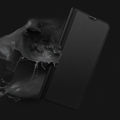 DUX DUCIS Skin Pro kabura etui pokrowiec z klapką Samsung Galaxy A51 niebieski