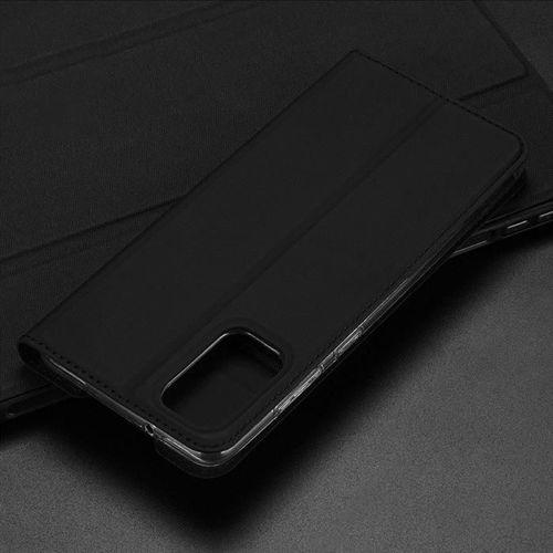 DUX DUCIS Skin Pro kabura etui pokrowiec z klapką Samsung Galaxy S20 różowy