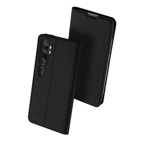 DUX DUCIS Skin Pro kabura etui pokrowiec z klapką Xiaomi Mi Note 10 / Mi Note 10 Pro / Mi CC9 Pro czarny