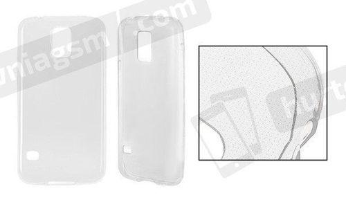 ETUI SLIM CASE HTC M10 TRANSPARENTNE
