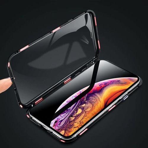 Etui 360 FULL GLASS MAGNETIC Samsung Galaxy S10e czarny