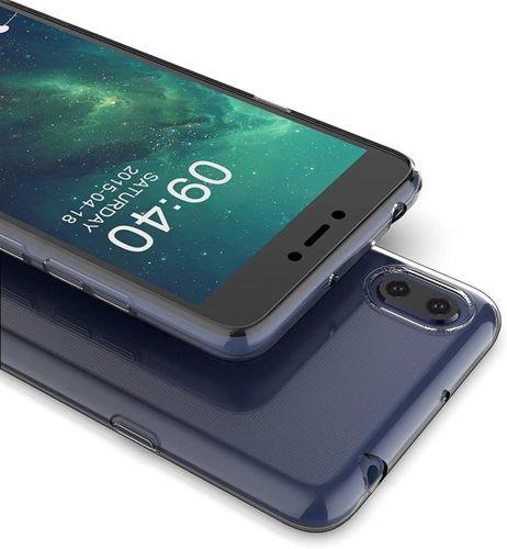 Etui Back żel LG K20 2019 transparentne