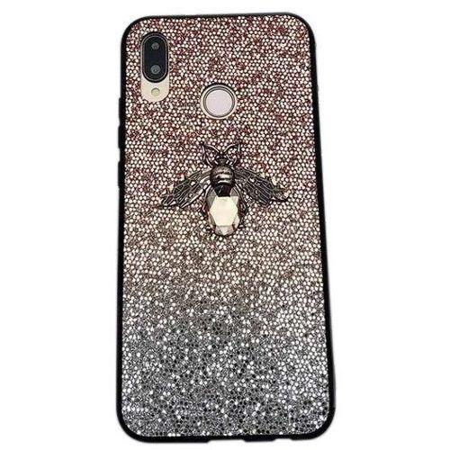 Etui Bee Glitter IPHONE X / XS złote