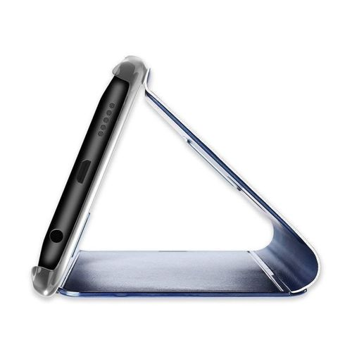 Etui Clear View Cover SAMSUNG S8 srebrne