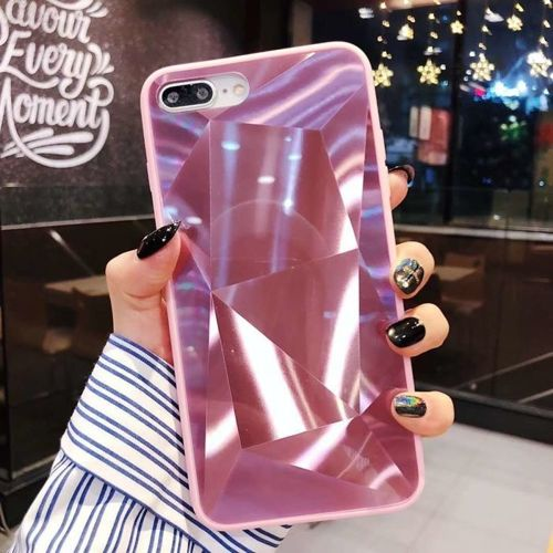Etui Diamond Stone IPHONE 11 PRO MAX różowe