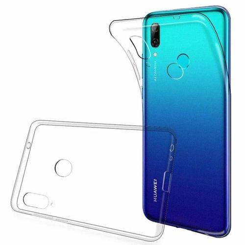 Etui HUAWEI P SMART 2019 Slim case Protect 2mm bezbarwna nakładka transparentne