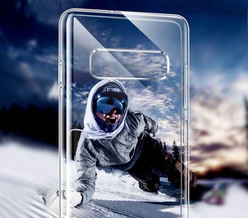 Etui HUAWEI P SMART Z Slim case Protect 2mm bezbarwna nakładka transparentne