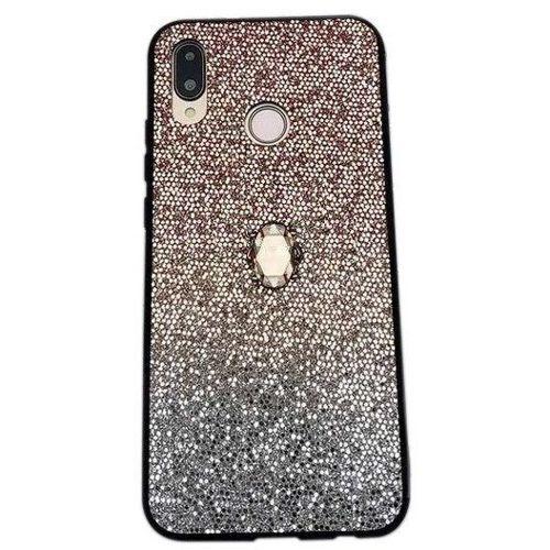 Etui IPHONE 6 / 6S Stone Glitter złote