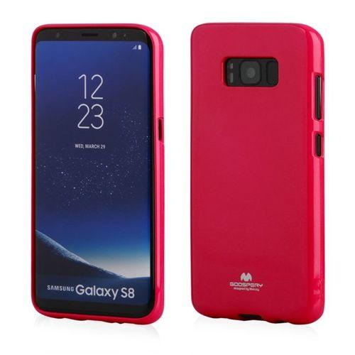 Etui Jelly Case Mercury SAMSUNG G950 S8 czerwone