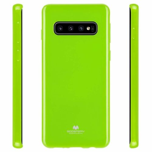 Etui Jelly Case Mercury Samsung Galaxy A50 limonkowe