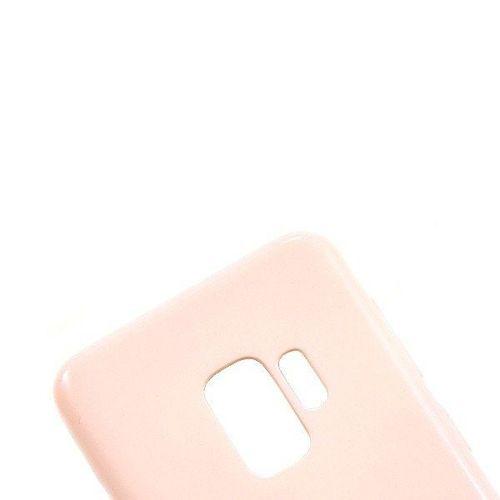 Etui Jelly Mercury Samsung G965 S9+ jasny róż