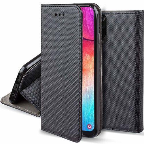 Etui MOTOROLA MOTO G8 PLAY / ONE MACRO portfel z klapką Flip Magnet czarne