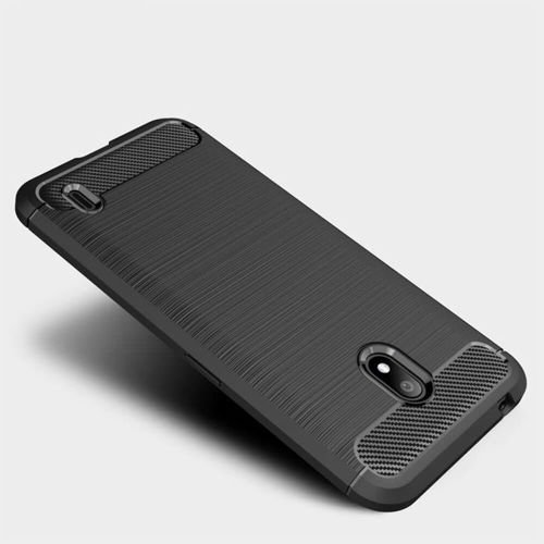 Etui Pancerne KARBON Nokia 2.2 czarny