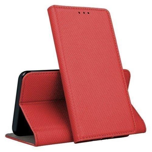 Etui Portfel Flip Magnet SAMSUNG J6+ J6 PLUS czerwone