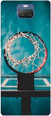 Etui ROAR JELLY koszykówka na Sony Xperia 10
