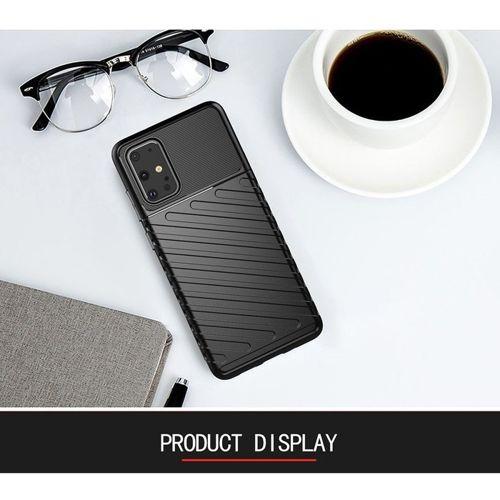 Etui Samsung Galaxy s20 Plus Pancerne Thunder czarne