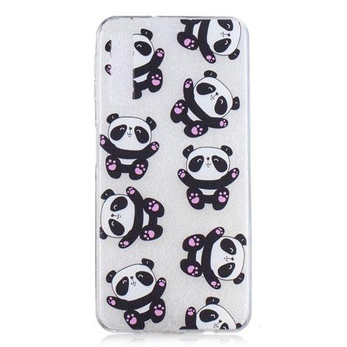 Etui Slim Art SAMSUNG A7 2018 urocza panda