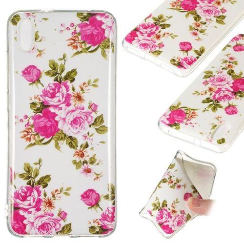 Etui Slim Case Art Wzory XIAOMI REDMI 7A kwitnący kwiat