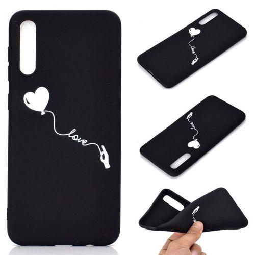 Etui Slim case Art  SAMSUNG GALAXY A50 Serce i miłość