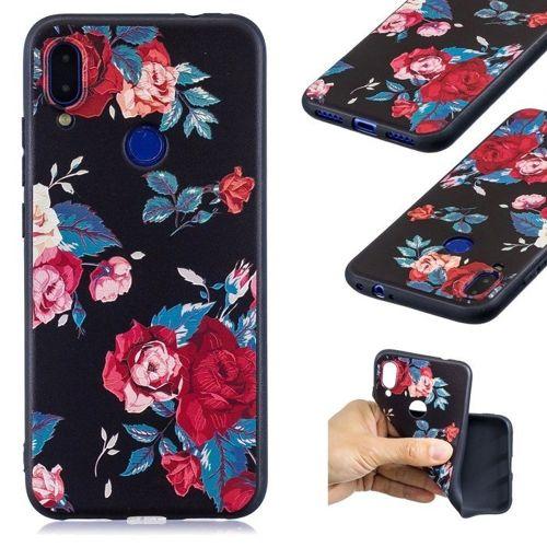 Etui Slim case Art Wzory XIAOMI REDMI NOTE 7 / NOTE 7 PRO żywe kwiaty