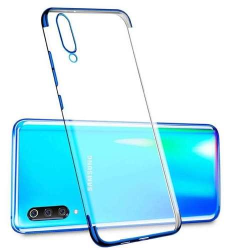 Etui Slim case Elegance SAMSUNG GALAXY A20E niebieskie