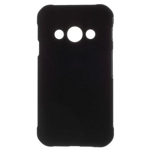Etui Slim case Gumowe Guma Samsung Galaxy XCOVER 3 SM-G388F czarne