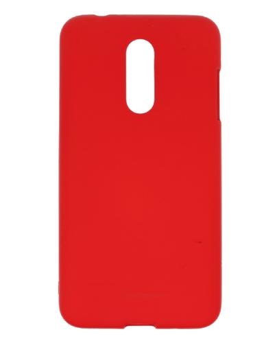 Etui Soft Jelly  HUAWEI MATE 20 LITE czerwone