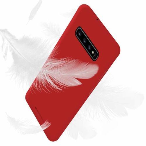 Etui Soft Jelly SAMSUNG GALAXY A70 czerwone