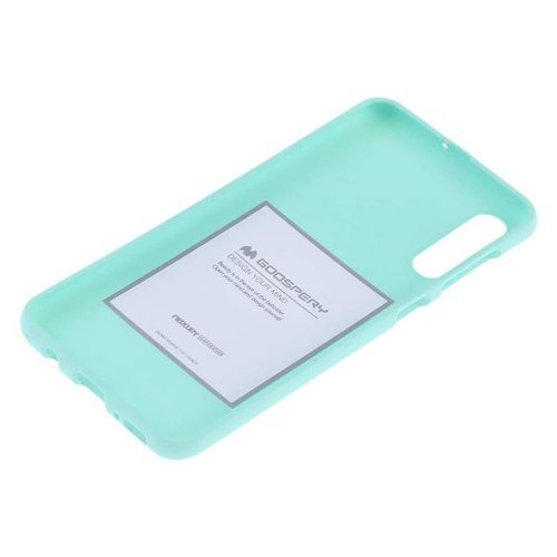 Etui Soft Jelly Samsung Galaxy A50 miętowe