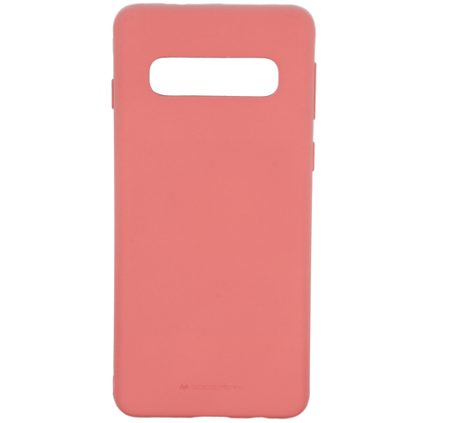 Etui Soft Jelly Samsung Galaxy S10+ S10 PLUS jasnoróżowe