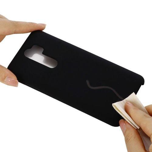 Etui XIAOMI REDMI 8A Silicone case elastyczne silikonowe czarne