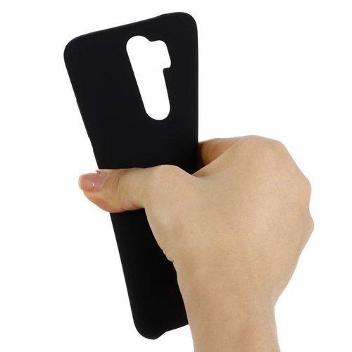 Etui XIAOMI REDMI NOTE 8 PRO Silicone case elastyczne silikonowe czarne