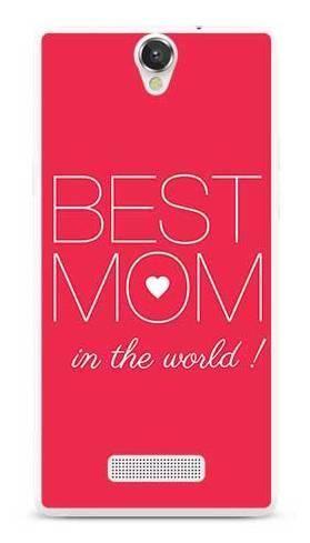 Etui dla mamy best mom na MyPhone Cube