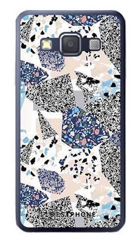 Etui lastriko kolorowe na Samsung Galaxy A7 2018