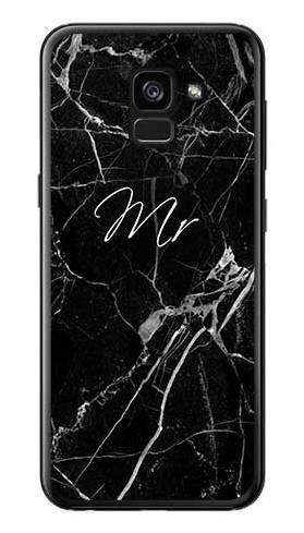 Etui na ślub mr marmur na Samsung Galaxy A7 2018
