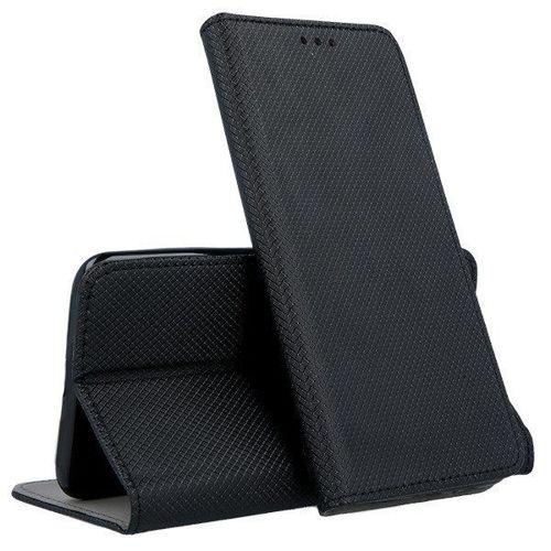 Etui portfel Flip Magnet MOTOROLA MOTO G7 POWER czarne