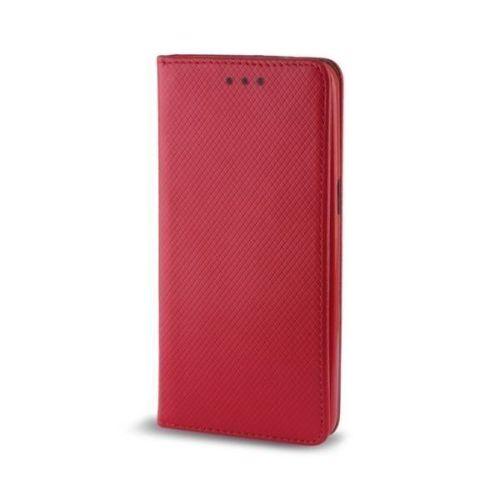 Etui portfel Flip Magnet XIAOMI REDMI 6 czerwone